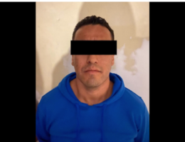 """El Javo"" of the Sinaloa Cartel Arrested in Mexicali, BC"