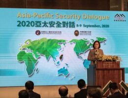 Exporting Taiwanese influence abroad during COVID-19