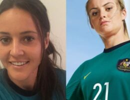 Fans unhappy as Matildas don't offer female sizes for away team kit