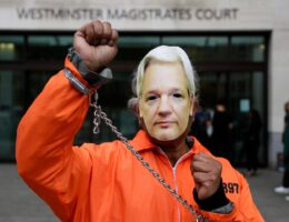FAQ: Why Assange is on trial in London for extradition to the United States