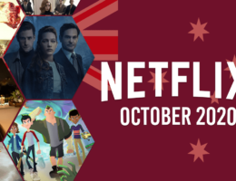 First Look at What's Coming to Netflix Australia in October 2020