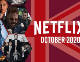 First Look at What's Coming to Netflix UK in October 2020