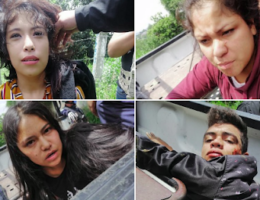 Four arrested, allegedly responsible for ambushing state police in Villa Guerrero EdoMex