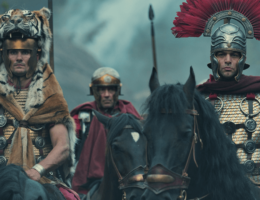German Historical-Drama 'Barbarians' Coming to Netflix in October 2020