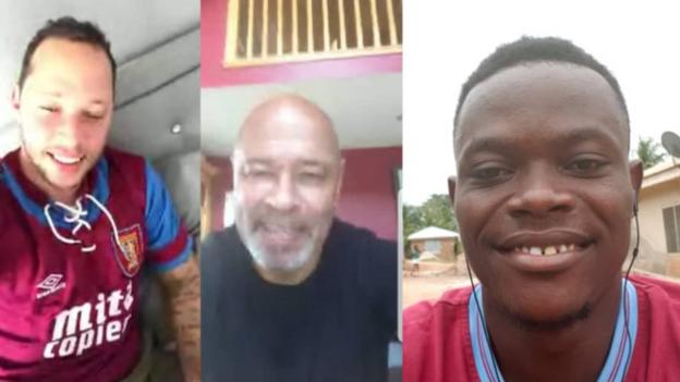 Jordan McGrath, Paul McGrath, Owusu Boakye