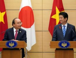 How Abe's diplomatic activism elevated Vietnam–Japan ties