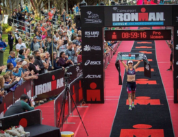 Hundreds to compete in Ironman Australia's COVID-safe triathlon this weekend