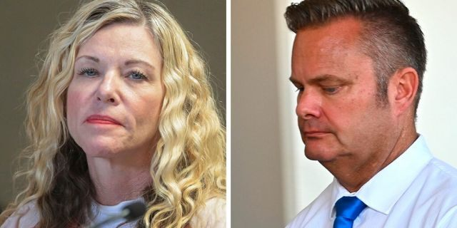 Idaho prosecutors are asking a judge to join the cases against Lori Vallow and her husband Chad Daybell. Both are criminally charged in connection with the discovery of the remains of her two children on Daybel's Idaho property.