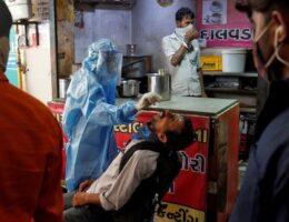 India's anomalous COVID-19 experience