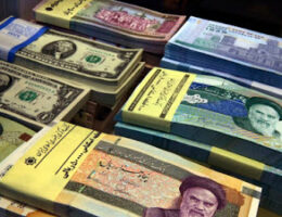 Iran's Currency Continues To Collapse