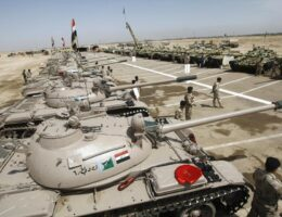 Iraq Is The Latest Middle East Country To Modernize Its Old Tanks