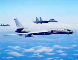 Is China Getting Ready To Fly Fighter Jets Over Taiwan?