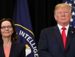 Is CIA Director Gina Haspel Reportedly 'Extremely Cautious' About Sending Russia Intelligence To President Trump