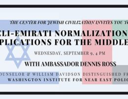 Israeli-Emirati Normalization: Implications for the Middle East