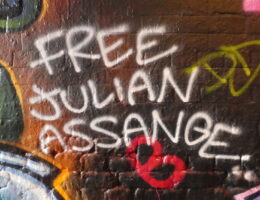 Julian Assange supporters rally to defeat extradition to United States