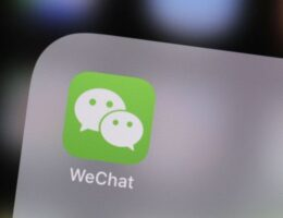 Justice Department says WeChat users won't be penalized under Trump's executive order