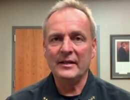Kenosha County Sheriff explains why he is endorsing President Trump