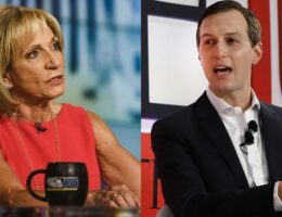 Kushner cancels interview with MSNBC's Andrea Mitchell after saying Abraham Accords is 'not Middle East peace'