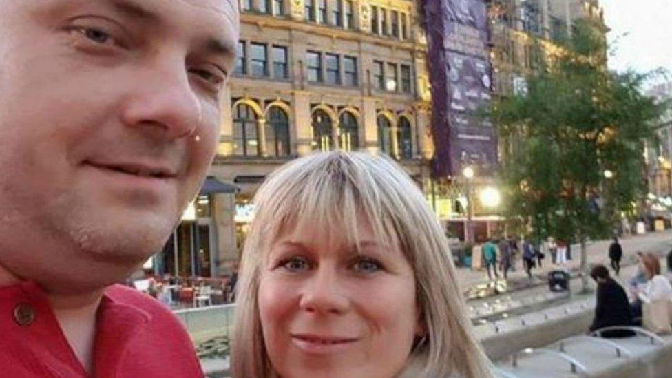 Marcin Klis, 42, and Angelika, 39,