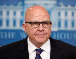 McMaster warns Trump plays 'into Putin's hands' with warm remarks about Russian president