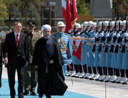 Middle East Chessboard: How Iran, Turkey and Qatar Can Counterbalance Emerging Israeli-Gulf 'Bloc'