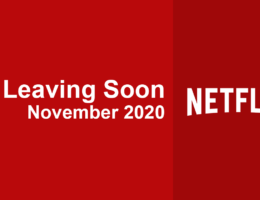 Movies & TV Series Leaving Netflix in November 2020