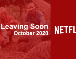 Movies & TV Series Leaving Netflix in October 2020