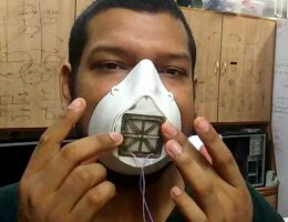 N95 masks could soon be rechargeable instead of disposable