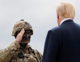New Poll Say US Military Households Still Back Trump Over Biden Despite Bombshell Atlantic Report