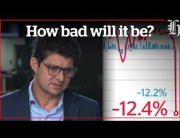New Zealand Faces Worst Recession On Record