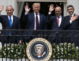 Next steps in the Middle East after historic Abraham Accords peace agreement