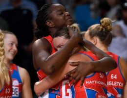 NSW Swifts survive scare to defeat Adelaide Thunderbirds