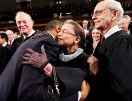 Obama calls Ginsburg a 'warrior for gender equality,' says next president should name successor
