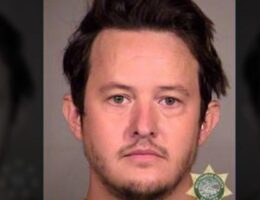 Portland protester charged with pointing 'high-powered laser' into officer's eye