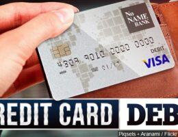 Recent data ranks W.Va with 4th lowest amount of credit card debt in the United States
