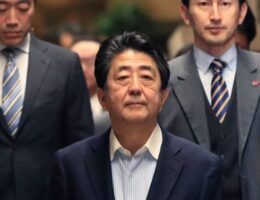 Reconstructing Japan's diplomatic strategy
