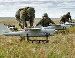 Russian Military Testing Drone Swarms For The First Time