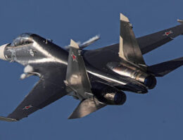 Russian Su-30 Fighter Jet Downed In Friendly Fire Incident