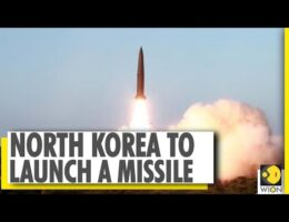 Satellite Photos Suggest North Korea Is Preparing A Submarine-Launched Ballistic Missile Test