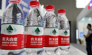 Selling Clean Bottled Water Has Made This Person China's Thrid Richest Person
