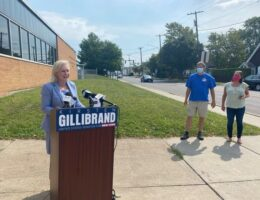 Sen. Gillibrand calls for full funding of United States Postal Service