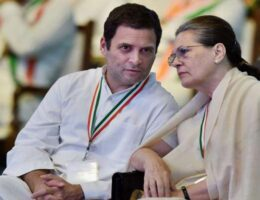 Sonia Gandhi leaves for United States for medical check-up, son Rahul accompanies her