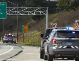 Speeding violations spiked during coronavirus pandemic, police plead for drivers to slow down