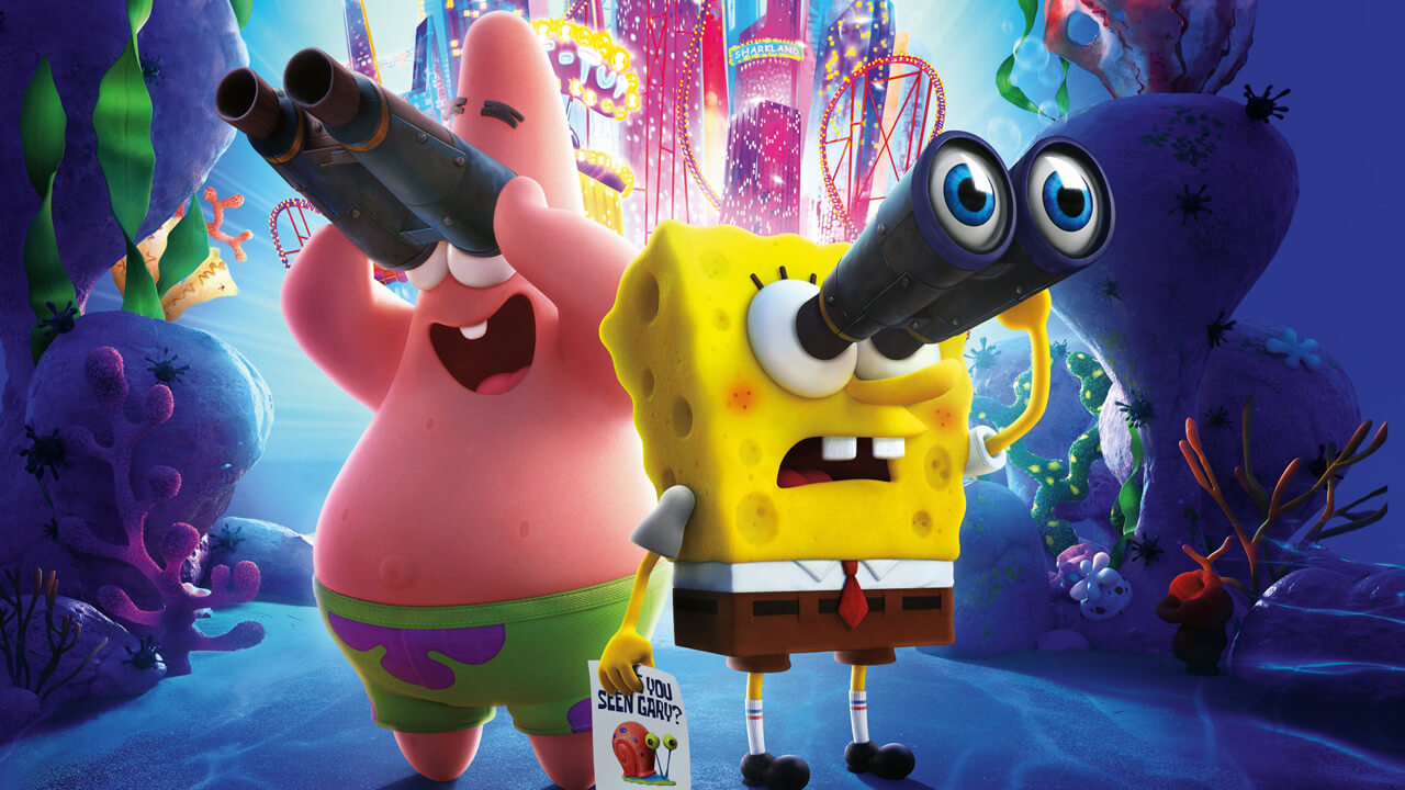 spongebob movie sponge on the run coming to netflix november 2020