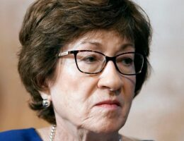 Susan Collins hails Ginsburg -- but is silent on Trump nominee vote