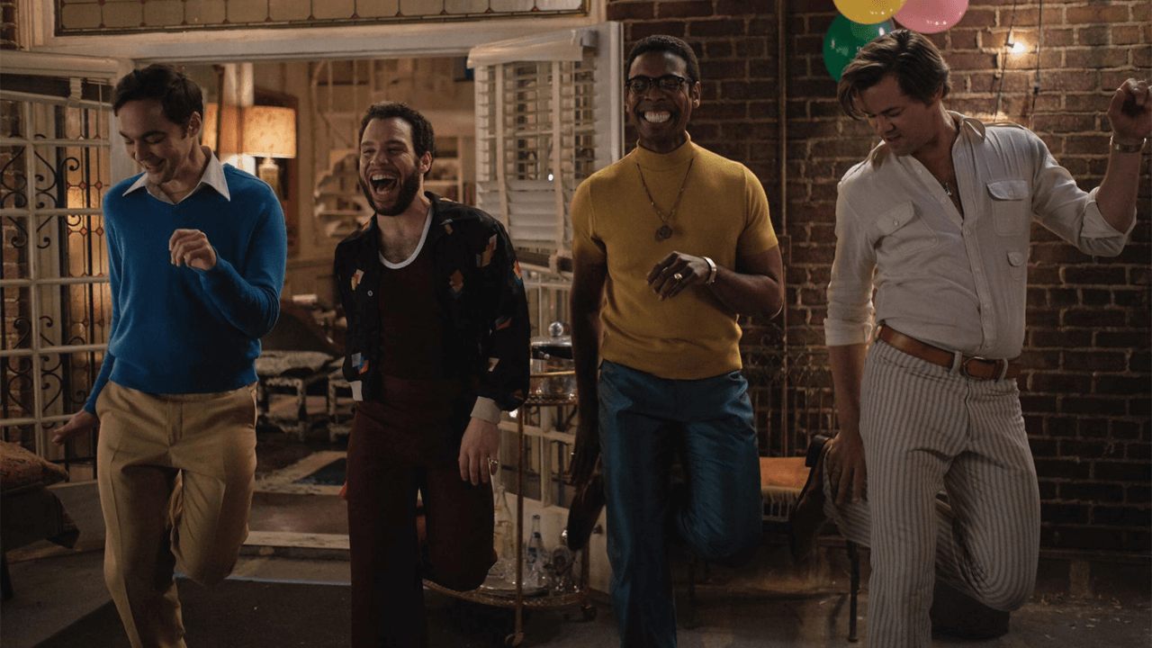 the boys in the band coming to netflix in september 2020