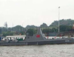 The Chinese Are Developing An Unmanned Ship Similar To The U.S. Navy's Sea Hunter