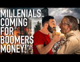 The Generation That Is Rioting Today Will Be The Generation That Will Target Boomers And Their Wealth (Update)