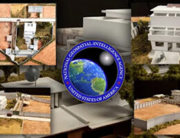 The National Geospatial-Intelligence Agency HAs Its Own 3-D Model Shop