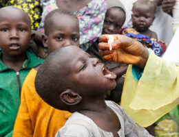 The Polio Vaccine Being Used In Africa Has Caused A Deadly Outbreak Of The Disease It Was Suppose To Eradicate